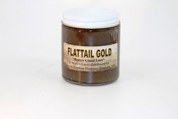 D'Aigles Flattail Gold Beaver Lure #flattailgold15